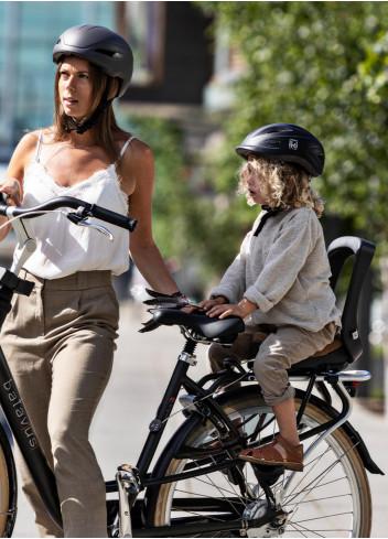 Siège vélo arrière Urban Junior avec plaque - Urban IKI