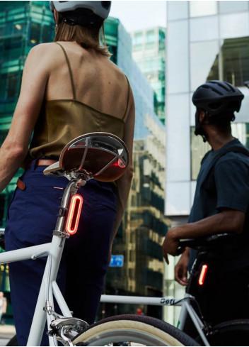 Éclairage vélo feu stop arrière intelligent Burner Brake - Beryl