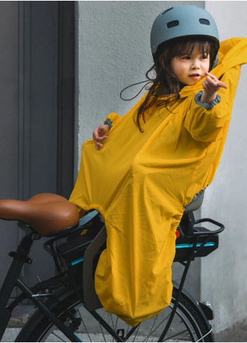 Imperméable siège enfant Jaune - Rainette