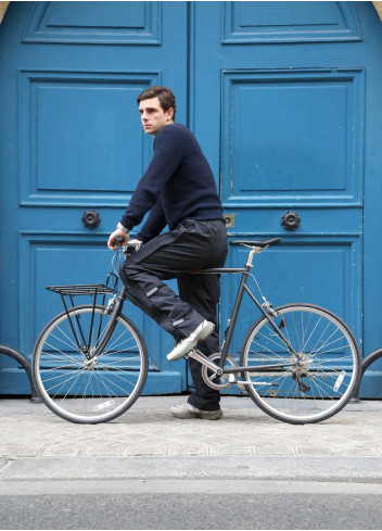 Pantalon imperméable vélo - Vaude