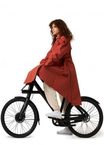 Trench de pluie long vélo - Maium Amsterdam