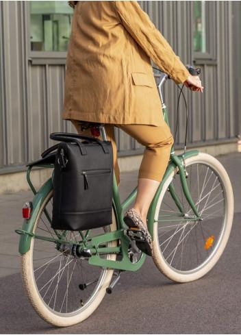 Sacoche porte-bagages urbaine - Weathergoods Sweden