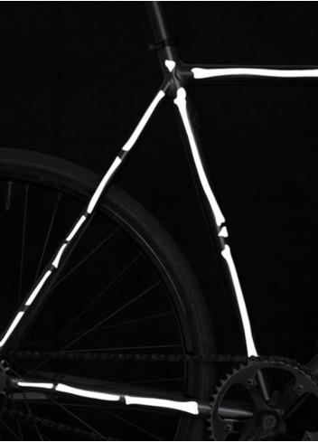 Stickers réfléchissants vélo - Bookman