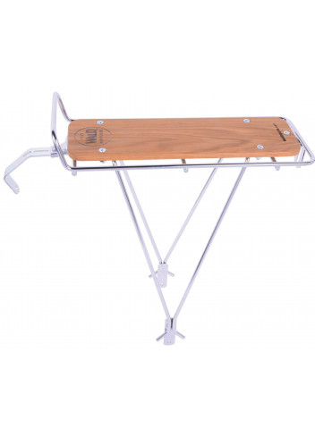 Porte-bagage arrière en bois - WALD