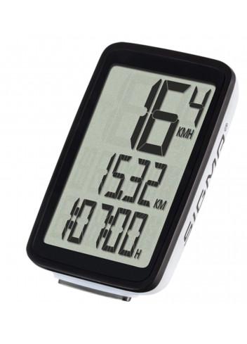Compteur vélo grand écran sans fil Pure 1 ATS - Sigma