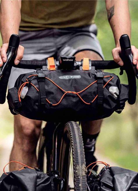 La sacoche de guidon bikepacking - Ortlieb