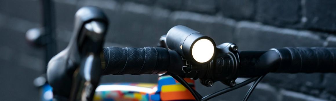 Eclairage vélo : découvrez notre sélection