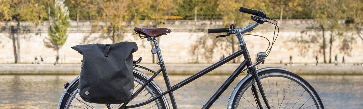 Sacoche vélo porte bagage : découvrez notre sélection