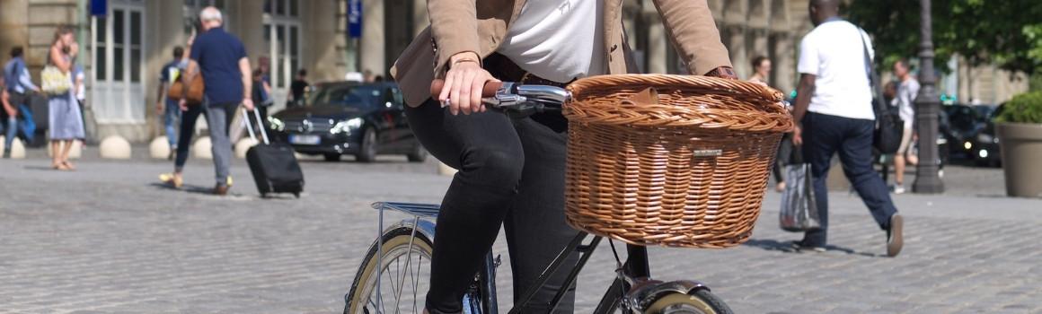 Paniers vélo :  découvrez notre sélection !