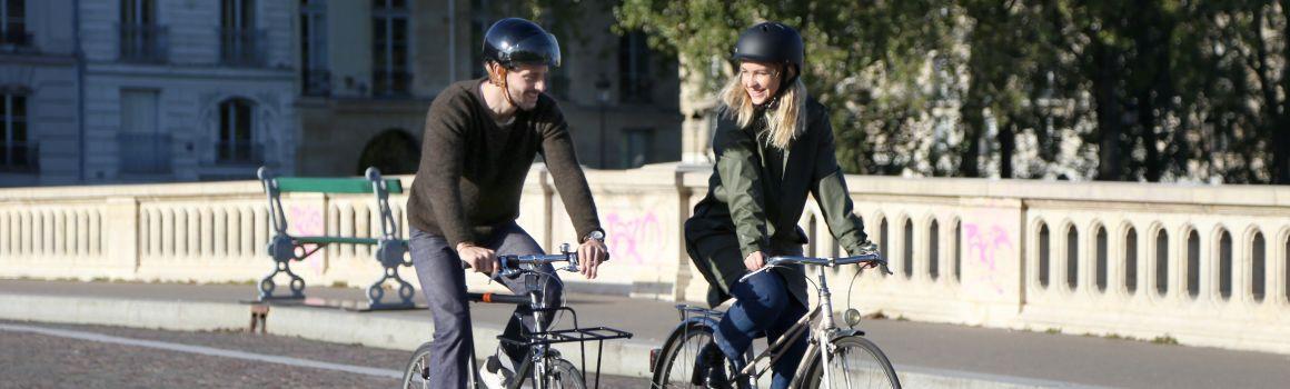 Équipement obligatoire vélo : découvrez notre sélection