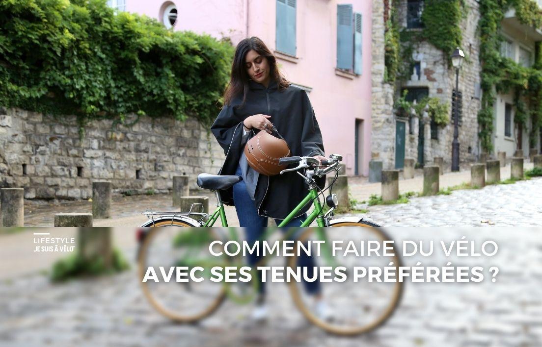 Comment s'habiller à vélo pour rester stylé ?